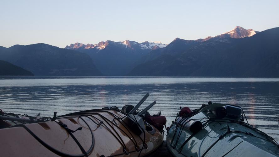Custom Kayak Trips Quadra Island Amp Desolation Sound