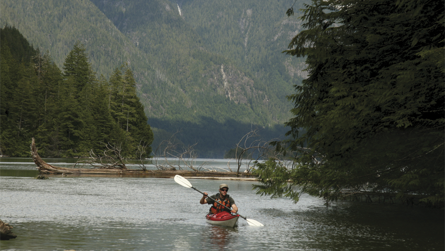 Multi day kayaking tour2