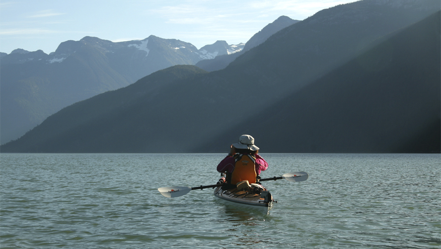Multi day kayaking tour7