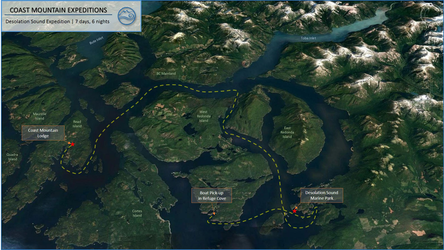 desolation-sound-kayak-map-2017