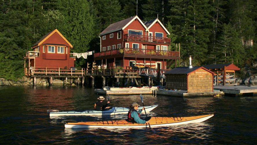 Kayak B&B14