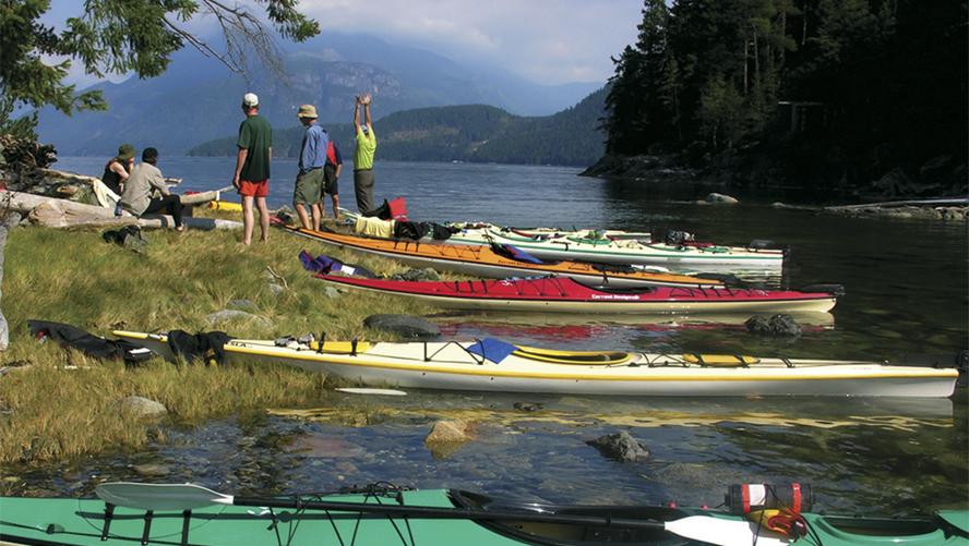 Multi day kayaking tour11